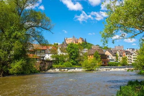 Marburgo, una ciudad de auténtico cuento en Alemania