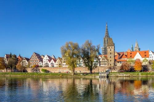Danubio en Ulm