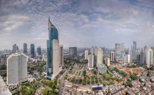Jakarta en Indonesia