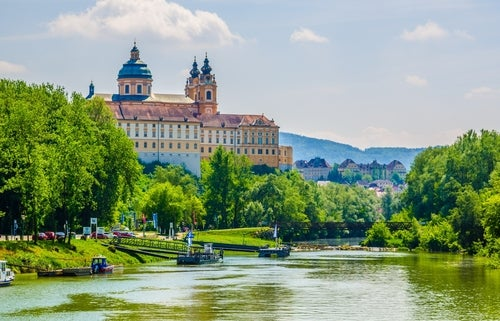 Danubio en Melk
