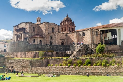 Ruinas incas de Coricancha