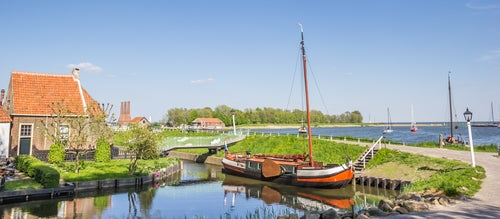 Enkhuizen en Holanda