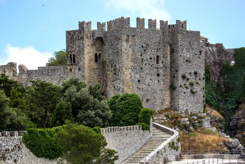 Castillo de Venere en Erice
