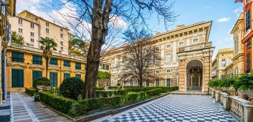 Palacio Blanco en Génova