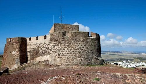 Castillo de Santa Bárbara en Teguise