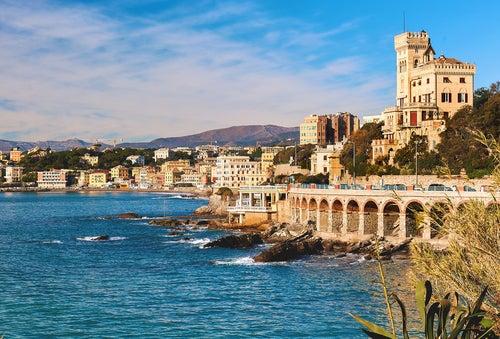 Génova, una preciosa ciudad ligada al mar