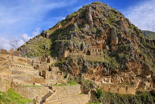 Ruinas incas de Ollantaytambo