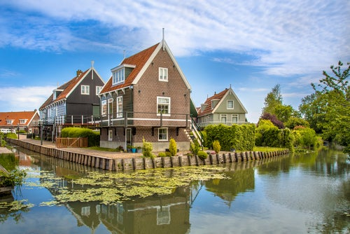 Marken en Holanda