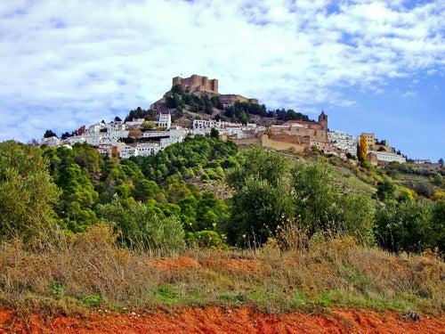 Segura de la Sierra, un precioso pueblo de Jaén