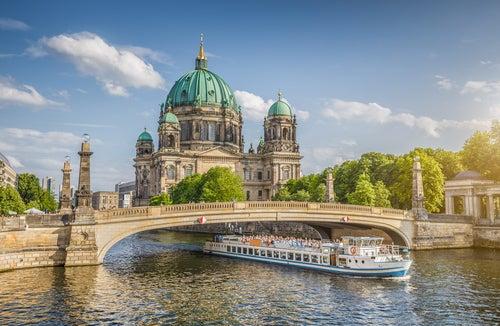 Los puentes de Berlín, descubrimos la ciudad desde ellos