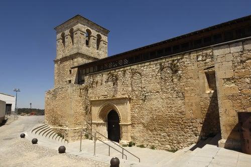 Iglesia de Santo Domingo de Silos en Alarcón