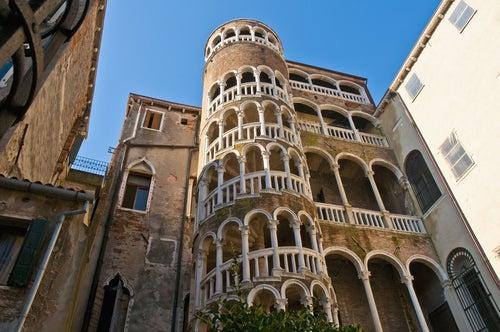 Palacio Contarini del Bovolo en Venecia