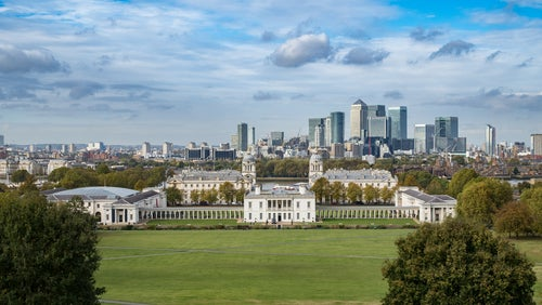 Queen's House en Greenwich