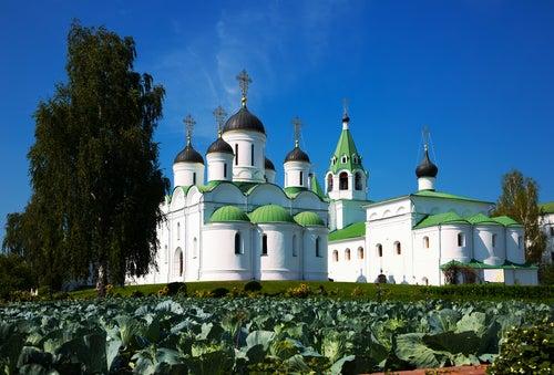 Múrom en el Anillo de Oro en Rusia