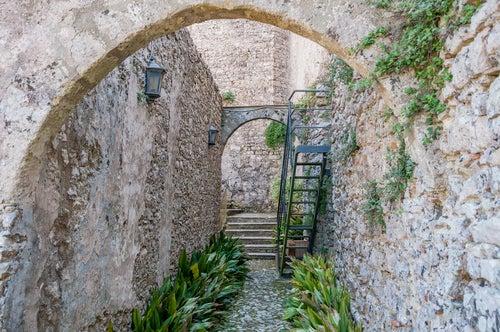 Monasterio de San Salvador en Erice
