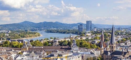 Una visita a Bonn, la capital de la antigua Alemania Federal