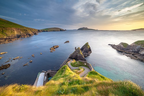 La península de Dingle en Irlanda, belleza sublime