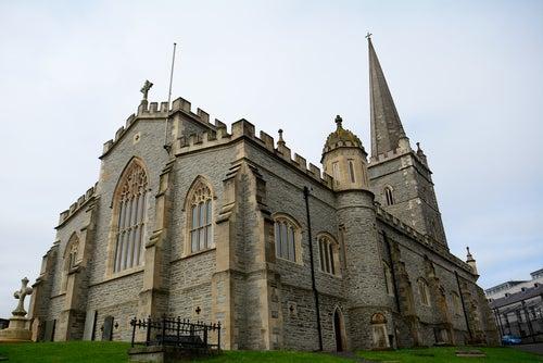 Catedral de St. Columb's en Londonderry