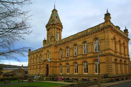 Victoria Hall en Bradford