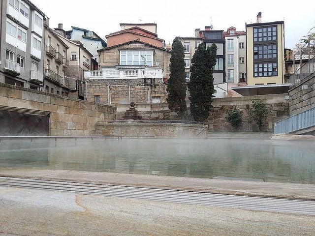 Ourense y sus aguas termales, turismo de salud