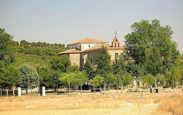 Monasterio de Nuestra Señora de Alconada en Ampudia
