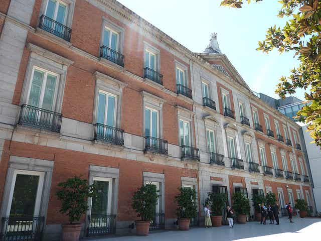 Visita al Museo Thyssen-Bornemisza en Madrid