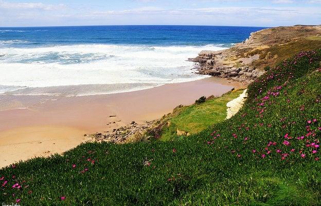 Playas españolas hermosas pero peligrosas