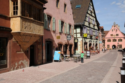 Turkheim en Alsacia