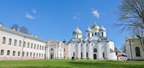 Veliky Novgorod en Rusia