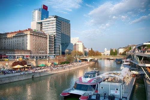 Danubio en Viena