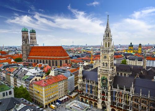 Rincones imprescindibles para disfrutar de Múnich