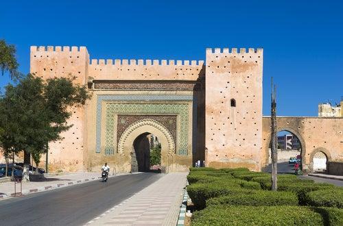 Meknes en Marruecos