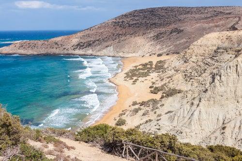 Gavdos en Grecia