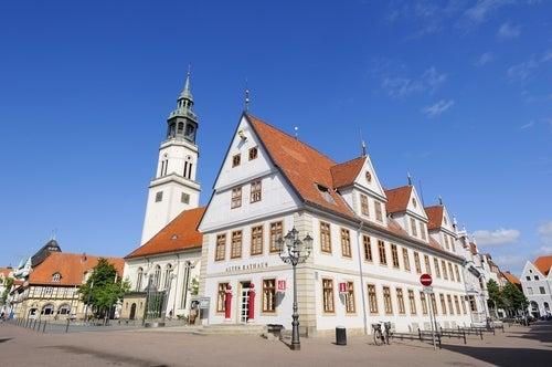 Iglesia deSankt Marien en Celle