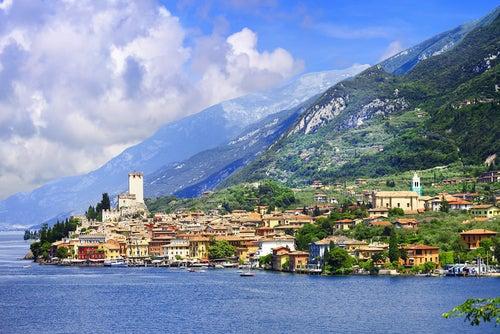 Apúntate a una preciosa ruta por el Lago di Garda
