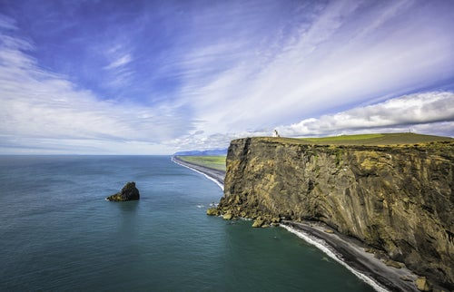 Los más impresionantes acantilados de Islandia