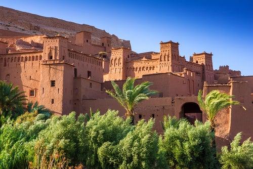 Ait Ben Haddou, donde las arenas del Sahara son una ciudad