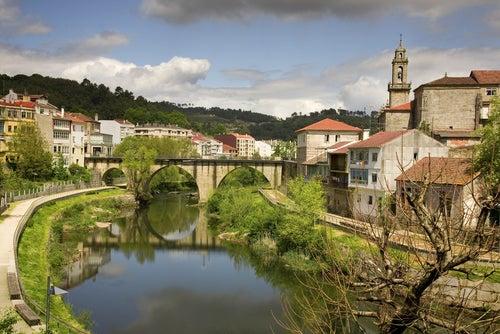 Ribadavia en Galicia