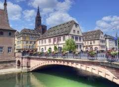 Ruta por Alsacia, Estrasburgo