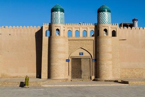 Kunya Ark en Khiba