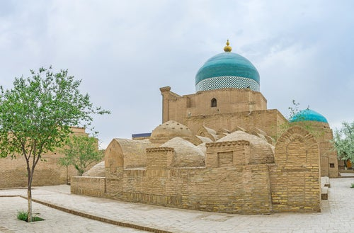 Mausoleo de Pahlavan Mahmud en Khiva
