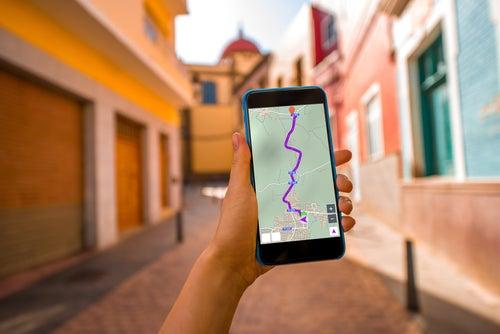 Apps viajeras, mapas