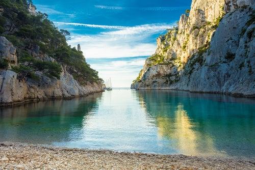 Las playas de la Costa Azul con más encanto