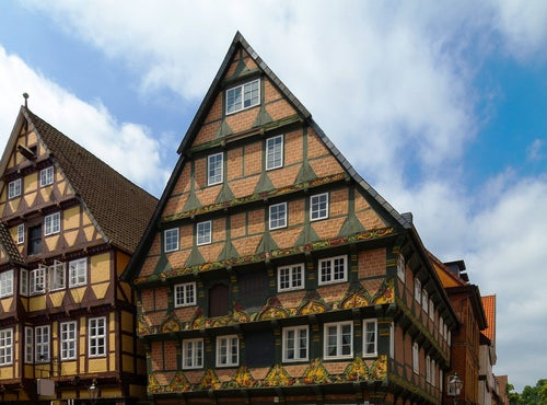 Hoppener House en Celle