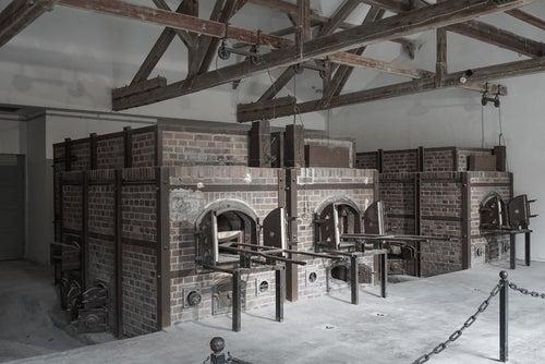Campo de concentración de Dachau en Múnich