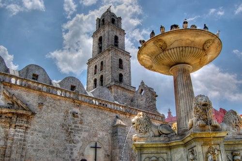 Habana Vieja, el corazón de la capital de Cuba