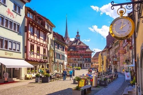 10 pueblos de Suiza maravillosos que tienes que ver