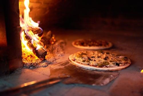 Pizza en Italia