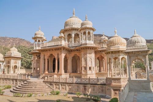 Royal Gaitor en Jaipur