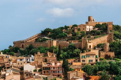Capdepera en Mallorca